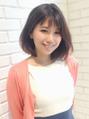 秋の愛されボブスタイル☆ VISAGE加藤