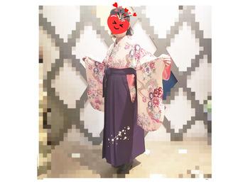 ☆袴~桜色☆_20200310_1
