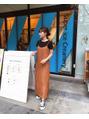 内山 愛さんがKIREIMOにご来店くださいました♪