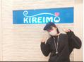 鈴木あやさんがKIREIMOにご来店くださいました♪