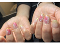サンネイル(sunnail)お花ネイル