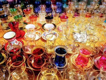 念願のチャイグラスを購入_20200120_3