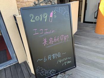 〇エコエル美容研究部6月部会〇_20190613_1