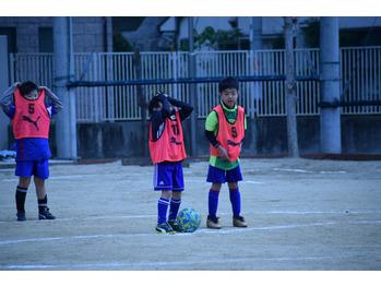 息子のサッカー大会_20180312_1