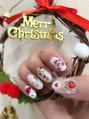 クリスマスネイルはじまってます(^^♪