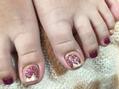 【Foot】足は濃い色が丁度いい