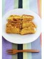 ダイエットレシピ♪豆乳のフレンチトースト