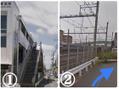 JR幕張駅からの道案内♪
