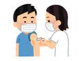 予防接種後のマッサージ