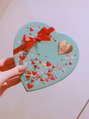 Valentineに向けて、、、( *´艸`)