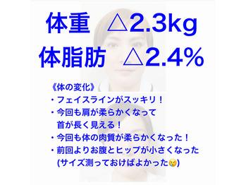 糖新生ファスティング終了☆_20210915_3