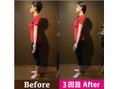 33歳・姿勢(歪み)・スタイルUP・肩こり・睡眠改善