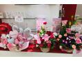 お花ありがとうございます♪