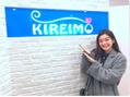 mireiさんがKIREIMOにご来店くださいました♪
