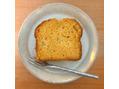お茶菓子『林檎とはちみつシナモンのパウンドケーキ』