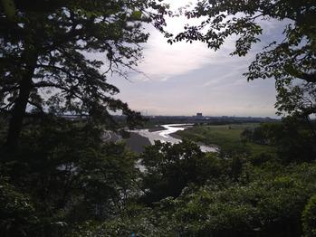 多摩川台公園での散歩は楽しい_20210509_2