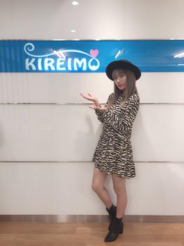 松村美貴さんがKIREIMOにご来店くださいました♪_20190920_1