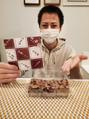 ☆小豆ケーキ