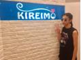北澤舞悠さんがKIREIMOにご来店してくださいました♪