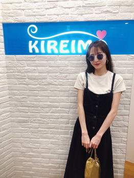 平木愛美さんがKIREIMOにご来店くださいました♪_20190830_1