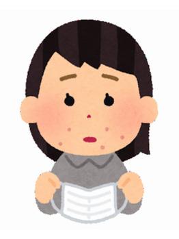 『毛穴美白ケア☆』マスクによる肌荒れ急増!_20210616_1