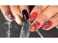 ★ オディロン・ルドン art nail ★
