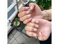 爪の形にも拘ります
