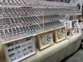 国内一番最大規模のネイル展示会