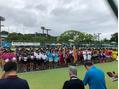 近畿小学生選手権ソフトテニス大会に行ってきました!
