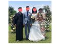 台湾のムスメの結婚式に参列