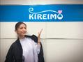 大石参月さんがKIREIMOにご来店くださいました♪