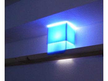 施術ブースのランタン照明_20200529_1