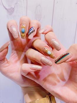 MY nail♪_20190827_1