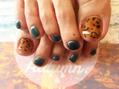 べっ甲Color Leopard
