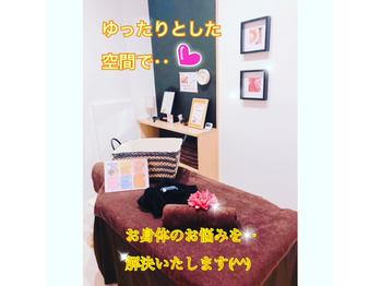 完全個室のお部屋です(*´ω`*)_20181218_1