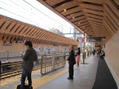 東急池上線 戸越銀座駅がリニュアルしました