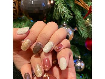 クリスマスネイル_20181220_1