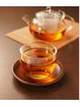 2月のお茶とデザート