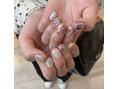 グランシュクアトロ 千葉店(GranCieux × QUATRO)girly nail