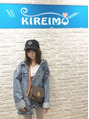 鈴木美七虹さんがKIREIMOにご来店くださいました♪