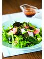 ダイエットレシピ♪海鮮と夏野菜サラダ