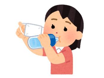 水分補給されてますか?(;´Д`)_20200823_1