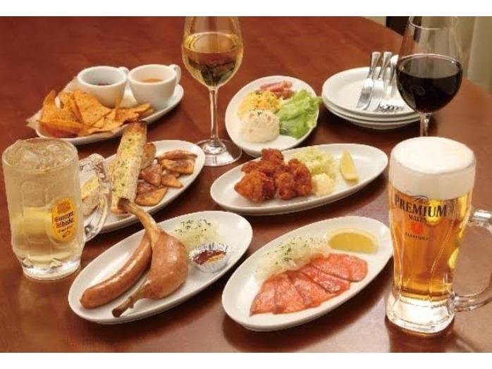 アルコールと一緒に食べる食事_20191122_1