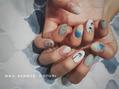 summer nail ☆