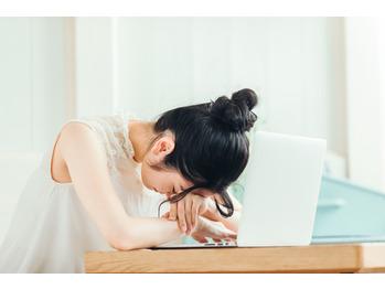 テレワーク、在宅勤務での疲れを訴える方が_20210918_4