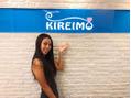 水野 亜彩子さんがKIREIMOにご来店くださいました♪