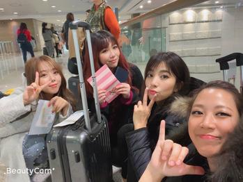 韓国★旅行_20191202_1
