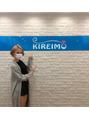 中丸 千愛さんがKIREIMOにご来店くださいました♪