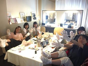 ★ハンド&フットマスク/美容研究部7月部会★_20190726_1