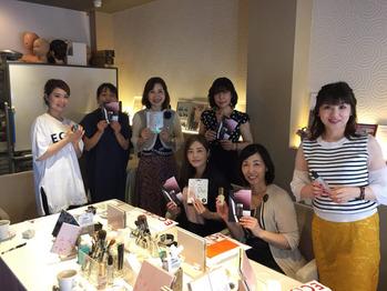 ★ハンド&フットマスク/美容研究部7月部会★_20190726_2